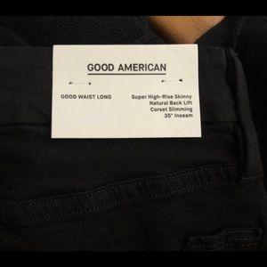 Good American Good Waist Jeans sz 10 Long